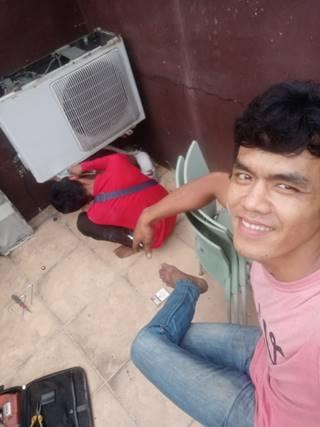 Tukang AC Medan