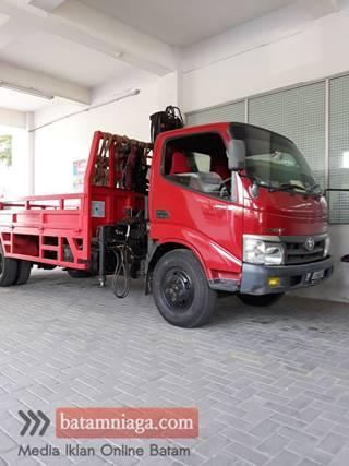 Nagoya Express Rental Truck Crane dan Lori Batam