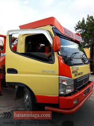 Nagoya Express Rental Truck Crane dan Lori Batam3