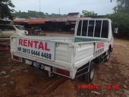 Rental Lori Murah Batam di Tiban2