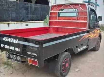Rental Mobil Pickup Batam Center