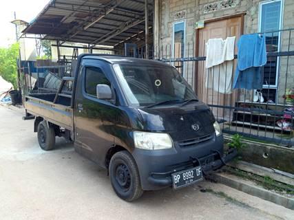 Rental Mobil Pickup Bengkong Batam
